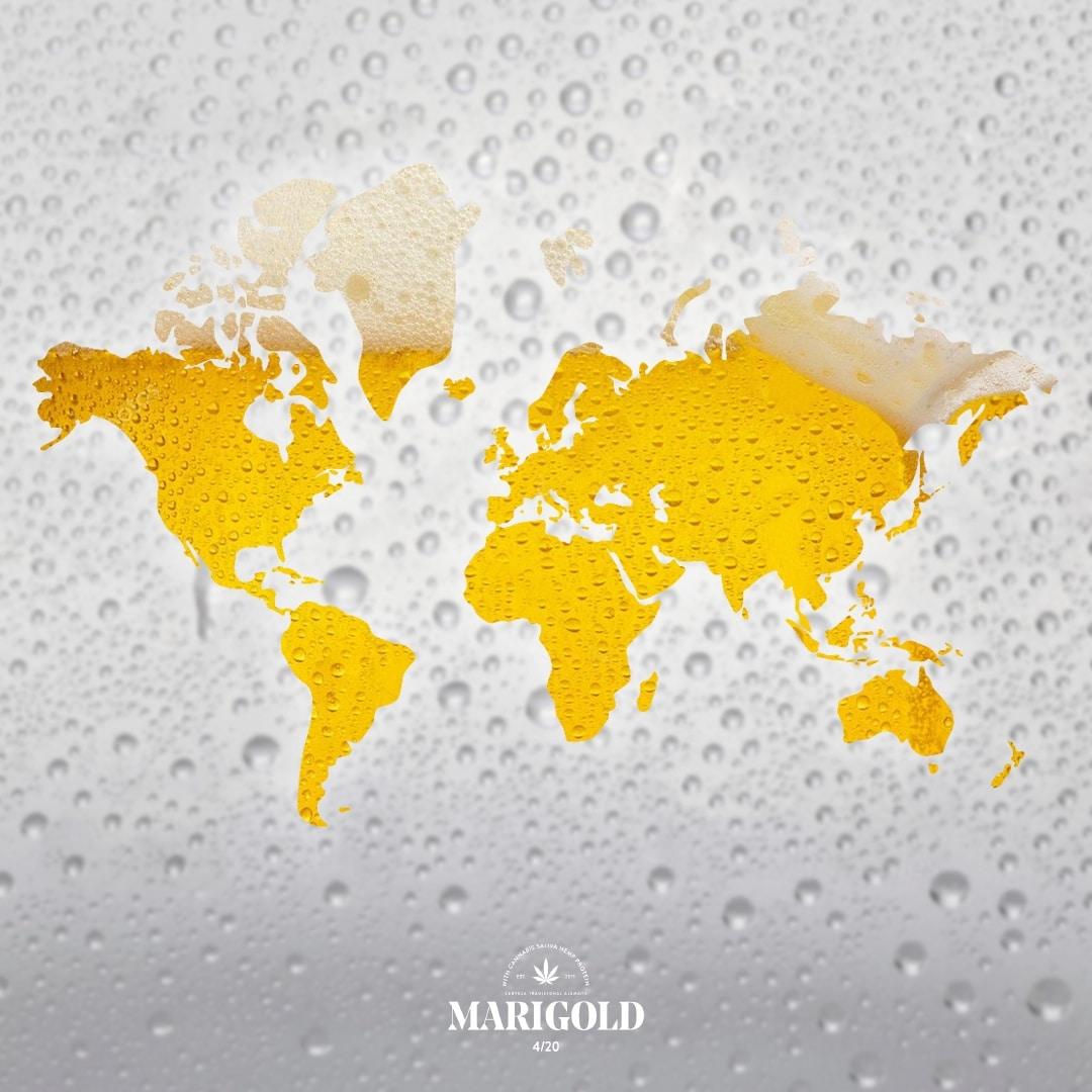 Países que más consumen cerveza.